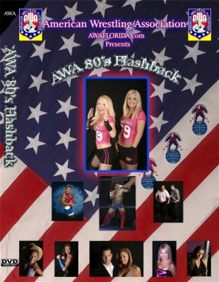 AWA Flashback front cover